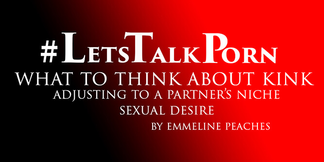 #LetTalkPorn What to think about kink