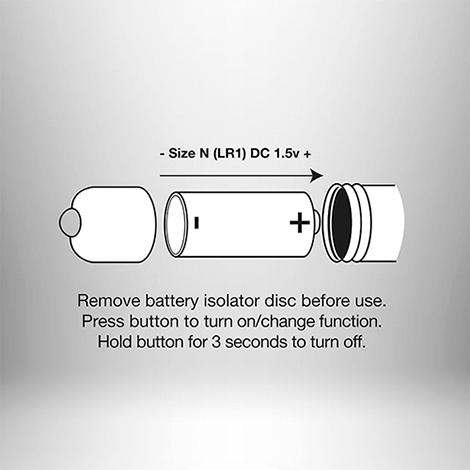RO80 7 Speed Battery