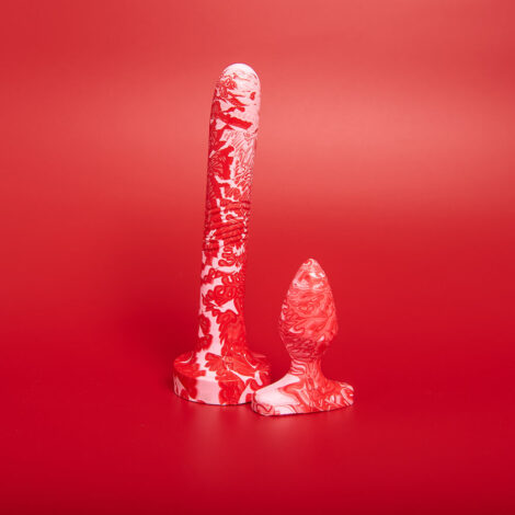 Anal Duo Red and Princess Perfume 1000x1000