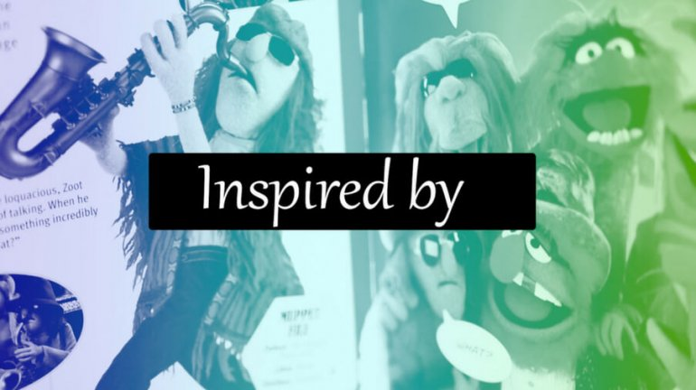 Inspired By Zoot The Muppets Website Banner Tiny PNG