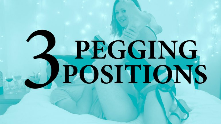Three Pegging Positions