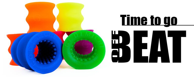 Godemiche Silicone Time to go OffBeat Blog Banner