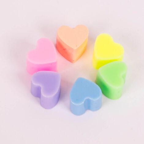 Pastel Be My Valentines Heart Circle