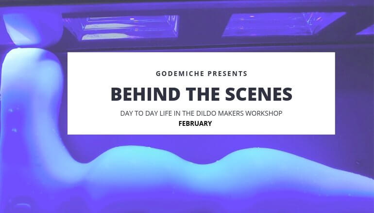 Behind the Scenes banner image for Godemiche