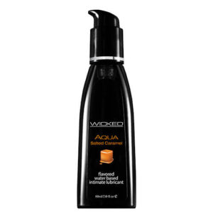 Wicked Flavourd Lube Salted Caramel 60ml 2oz