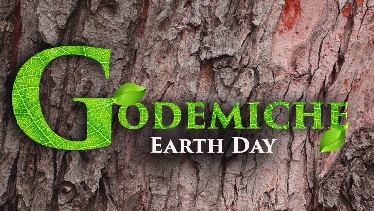 Godemiche Earth Day Blog Post Banner WHat we do to recycle