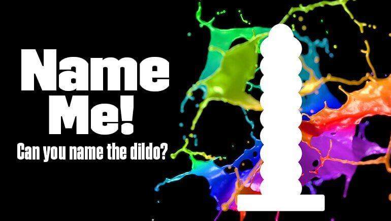 can you name a godemiche textured silicone dildo