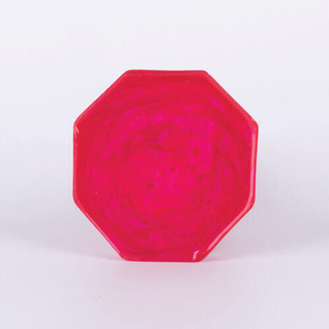 Skrue Medium scarlet octogon base