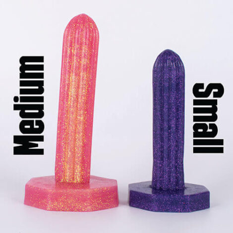 XI small and medium effulgence size comparison