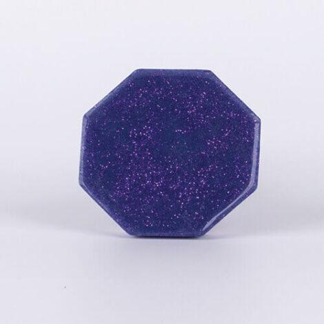 XI small purple effulgence octogan base