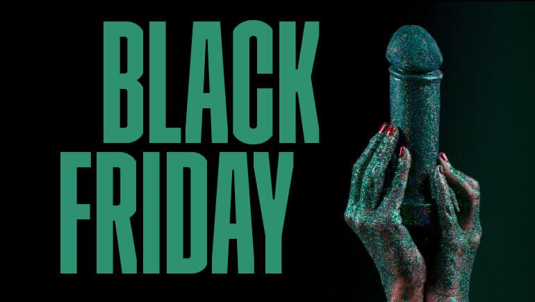 Black Friday 30% off Effulgence glitter godmiche silicone dildos 2019
