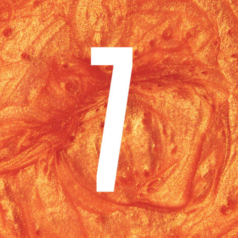 Pant'n'Moan Colour 7 (Orange Peal)
