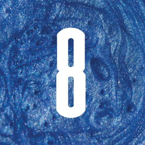 Pant'n'Moan Colour 8 (Mosaic Blue)