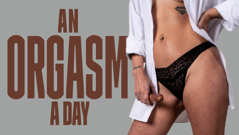 An Orgasm A Day Tabitha Rayne Blog Post Banner
