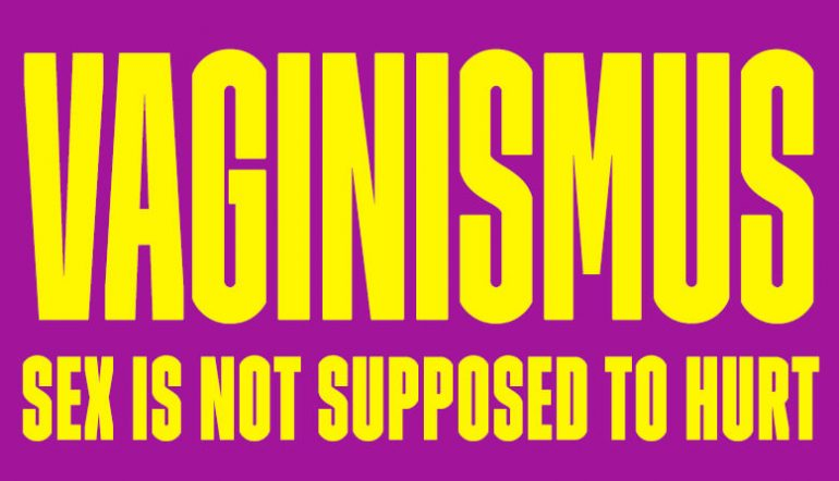 Vaginismus sex is not supposed to hurt by Quinn Rhodes Blog Banner