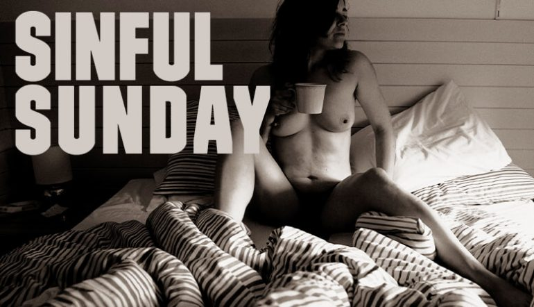Blog Post Banner Sinful Sunday Mornings