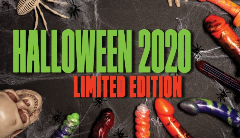 Halloween Limited edition colour collection 2020 Blog post banner