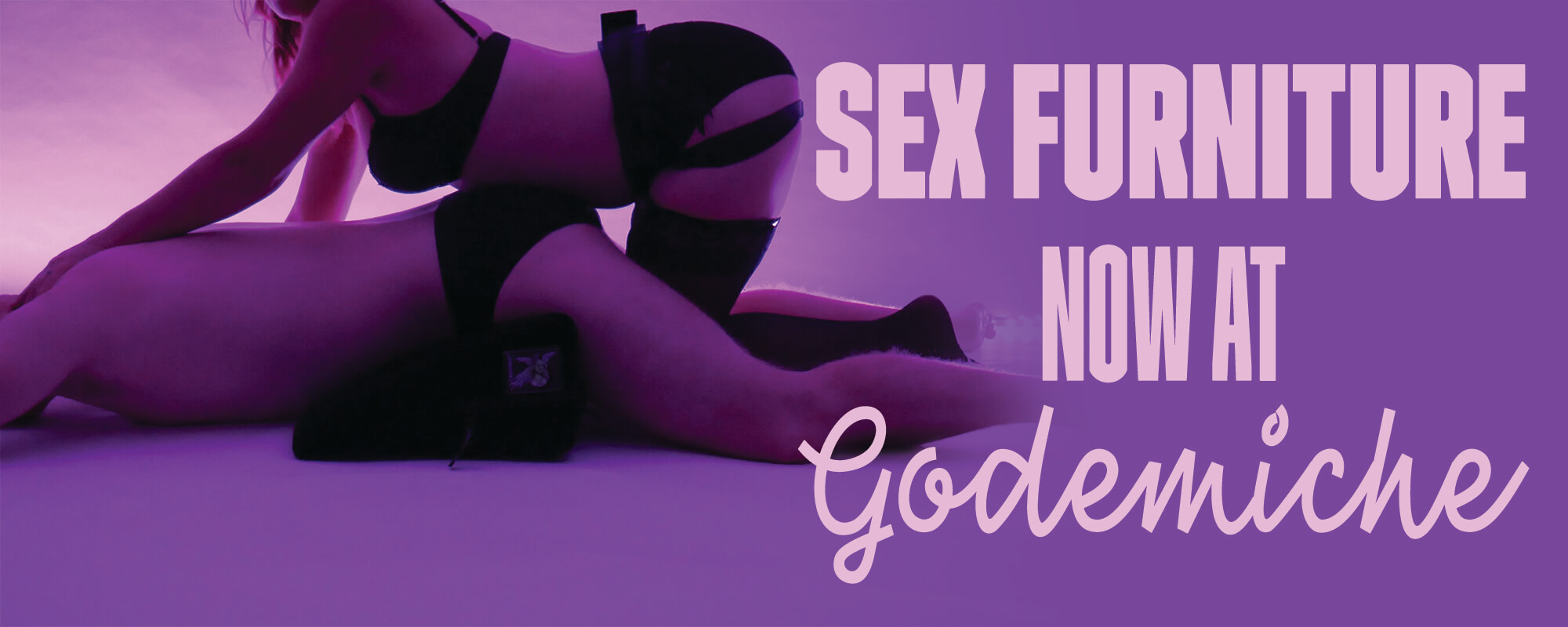 Liberator Sex Furniture now at godemiche
