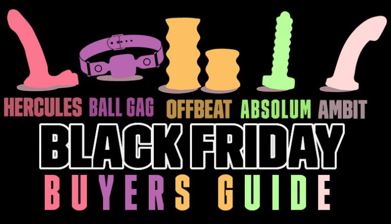 Black Friday Byers Guide Blog Post Banner