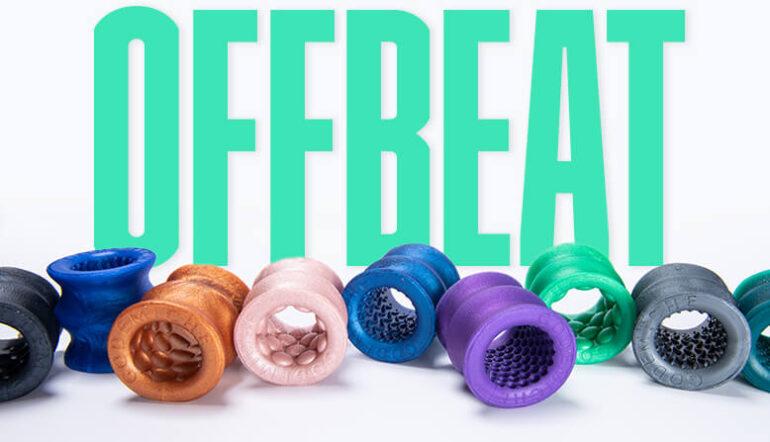 New OffBeat Textures Blog Post Banner
