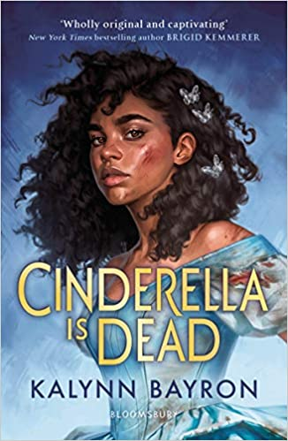 Cinderalla is dead book cover