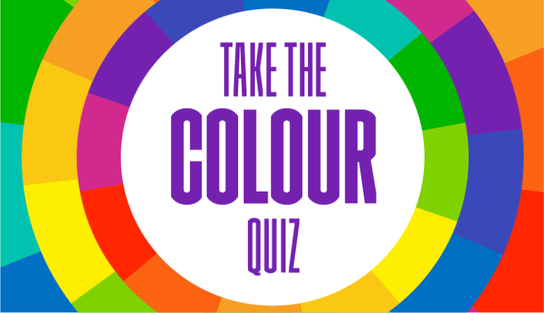 What colour says about your sexy self colourquiz
