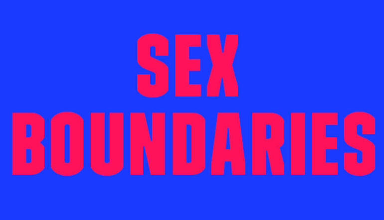 Sex Boundaries
