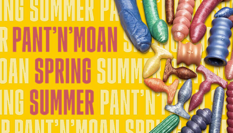 Spring Summer 2021 New Pant'n'Moan Colour Colletion Name And WIn Blog Post Banner