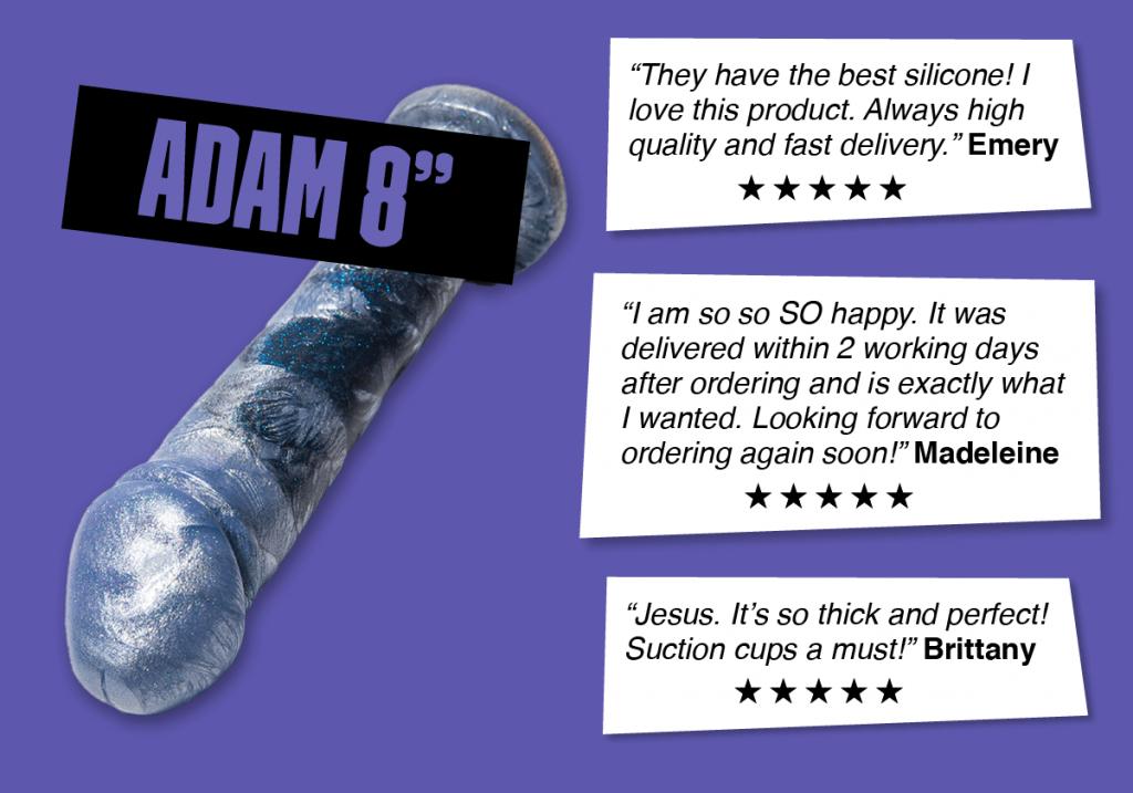 Adam-8-inch-customer reviews